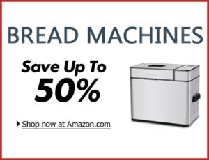 Bread machines on sale